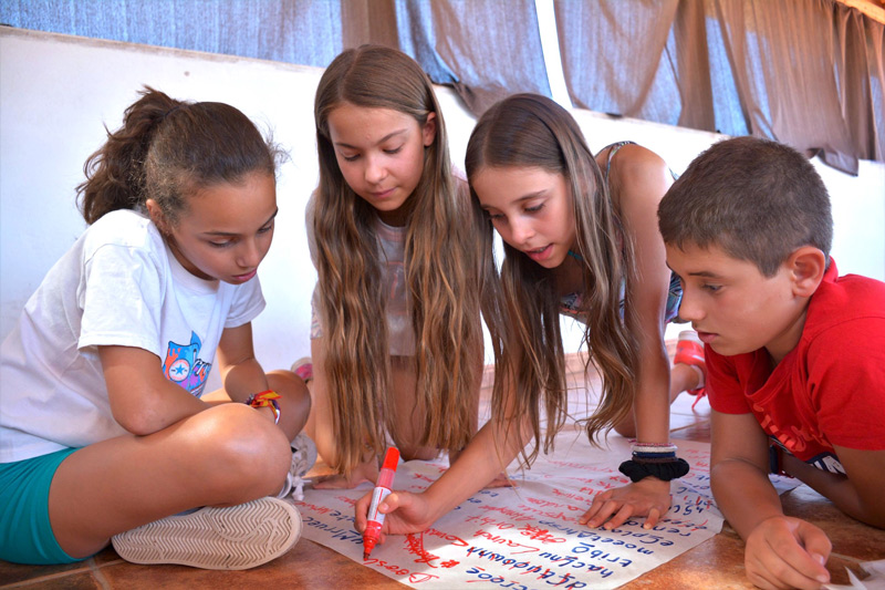 Summercamp Ávila Midleton School