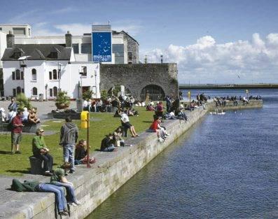 Cursos de Inglés en Galway