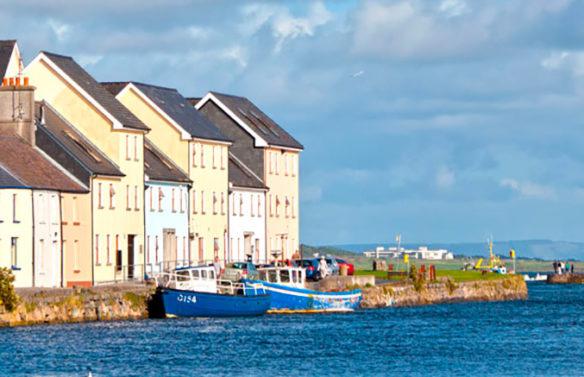 Estudiar inglés en Galway