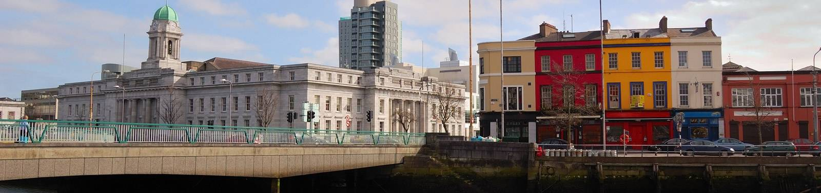 Cursos de Inglés en Cork