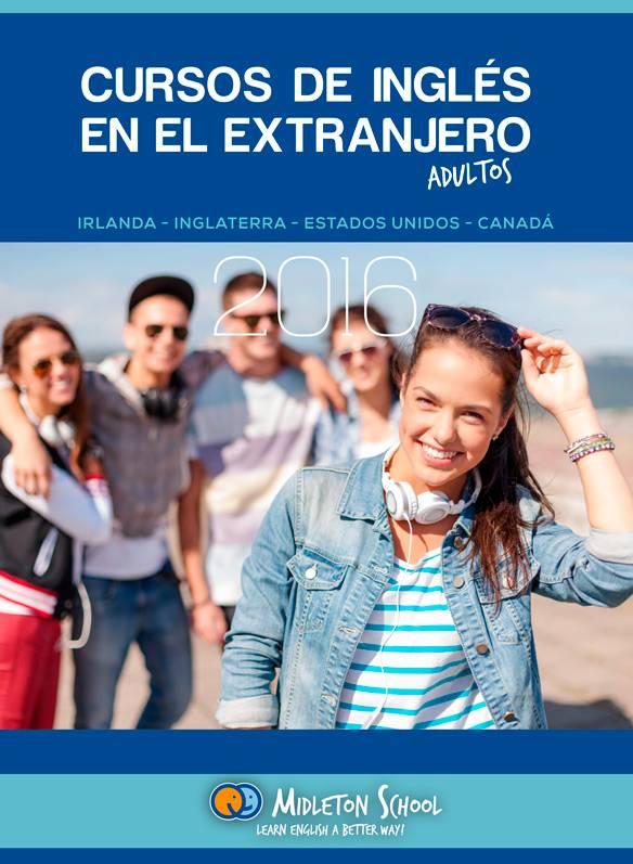 Catalogo Cursos de Inglés en el Extranjero