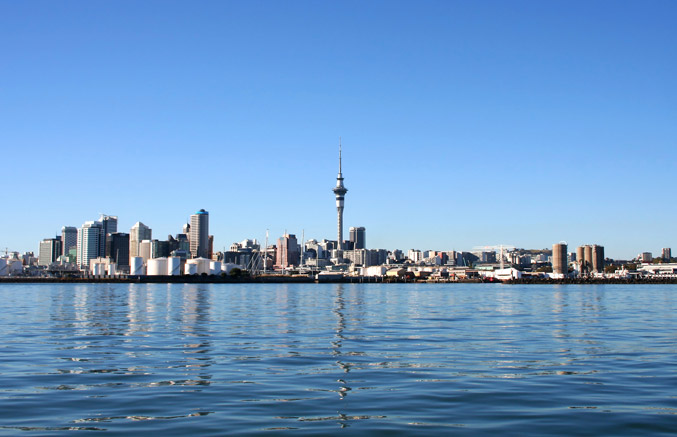 Estudiar inglés en Auckland