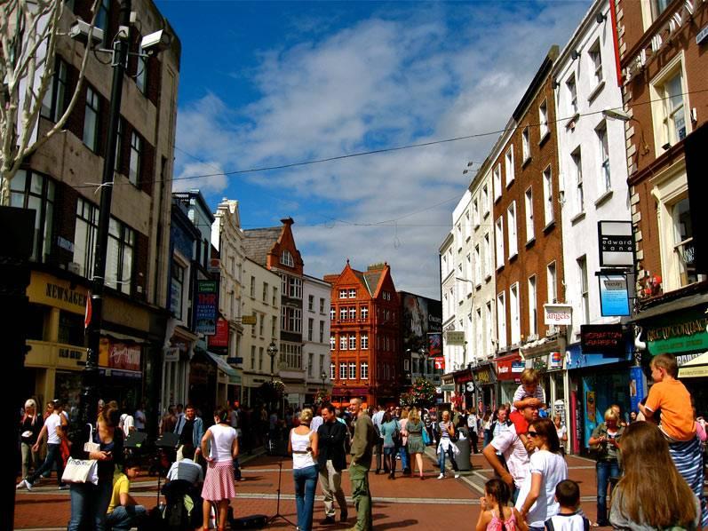 Au Pair Dublín
