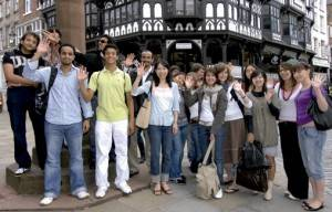 Estudiar Inglés en Chester