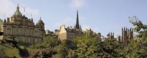 Cursos de Inglés en Edimburgo