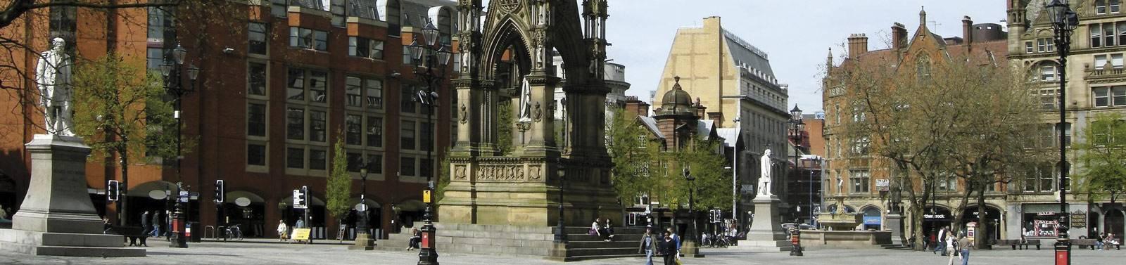 Cursos de Inglés en Manchester