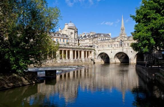 Estudiar inglés en Bath