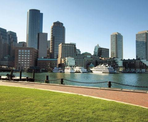 Cursos de Inglés en Boston