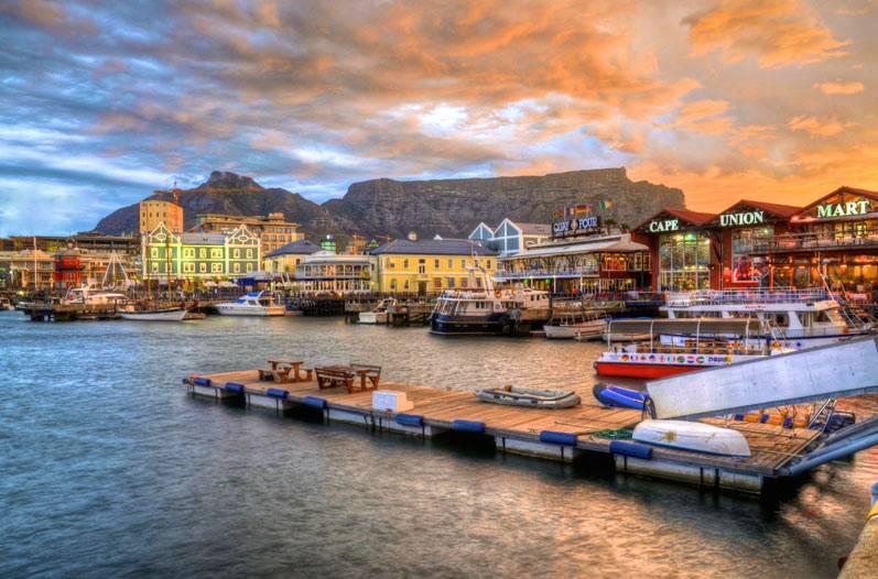 Estudiar inglés en Ciudad del Cabo
