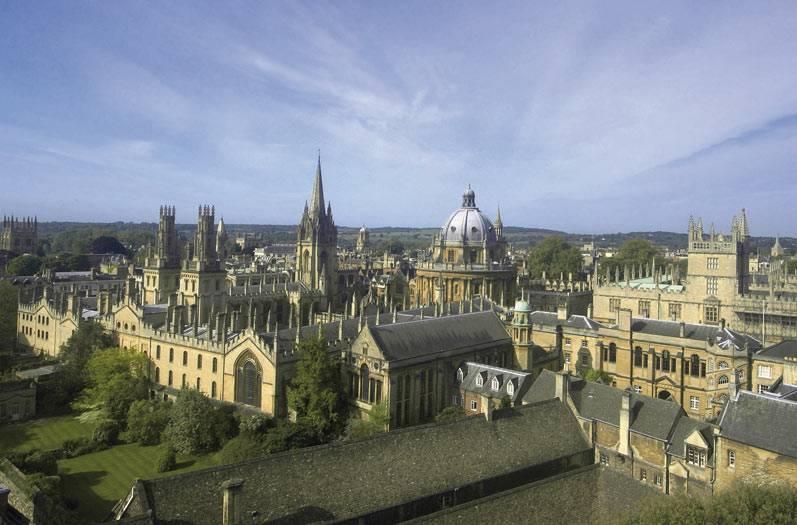 Estudiar inglés en Oxford