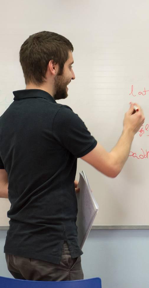 Academia de Inglés en Getafe