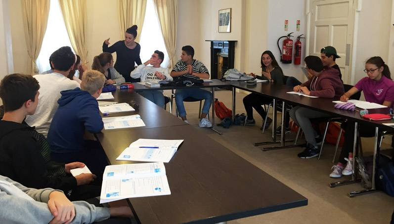 curso ingles donegal