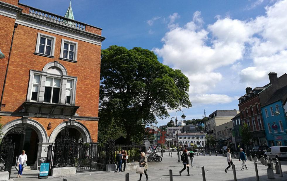 Curso ingles en Cork