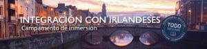 curso integración con irlandeses