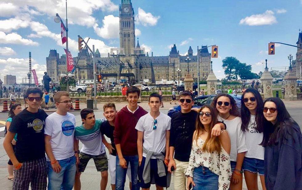 Curso ingles en Ottawa