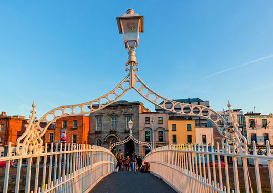 Inglés en Dublín – Familias