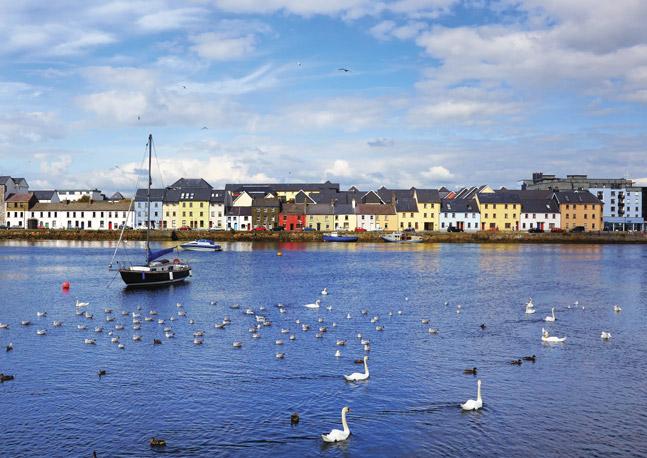Inglés en Galway FCE y CAE