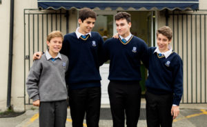 Any Escolar Irlanda