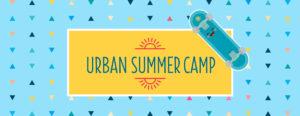 urban summer camp getafe