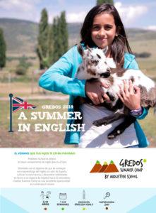 Campamento inglés en Gredos