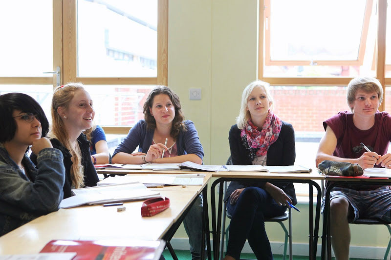 Cursos de ingles en Londres en Wimbledon Midleton School