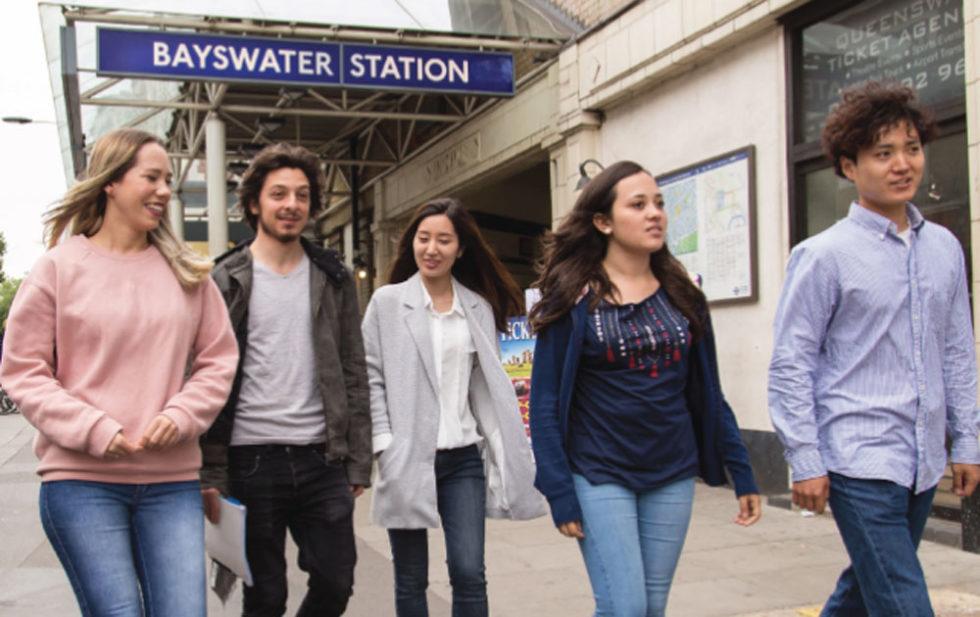 Marketing digital en ingles en Londres cursos Midleton School