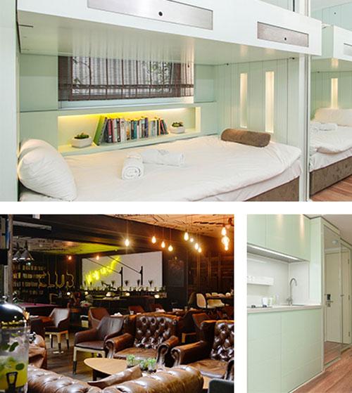 alojamiento Camden Town en Londres estudios de ingles Midleton School