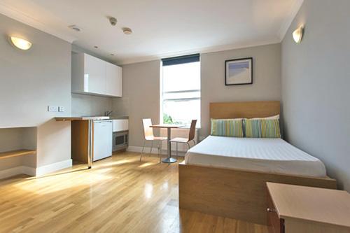 alojamiento residencias Londres estudios de ingles Midleton school