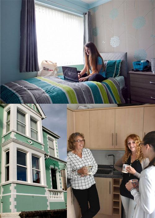 alojamiento en Portsmouth Inglaterra Midleton School