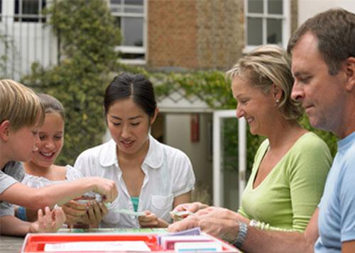 alojamiento en familias en Edimburgo Escocia Estudios de inglés Midleton School