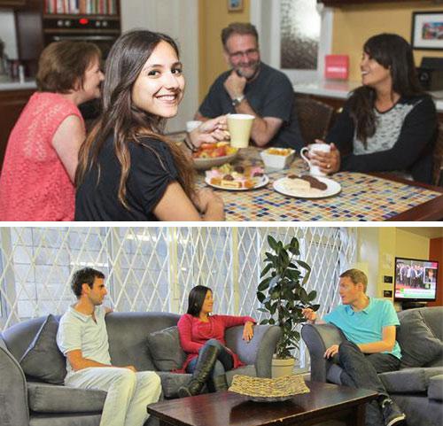 alojamiento en familias en Nueva Zelanda estudios de ingles Midleton school