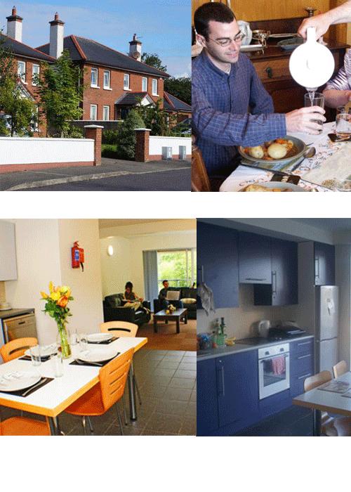 alojamiento en familias y residencias en cork Irlanda Cursos de ingles Midleton school