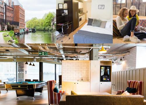 Chapter Portobello alojamiento en Londres curso marketing digital en ingles