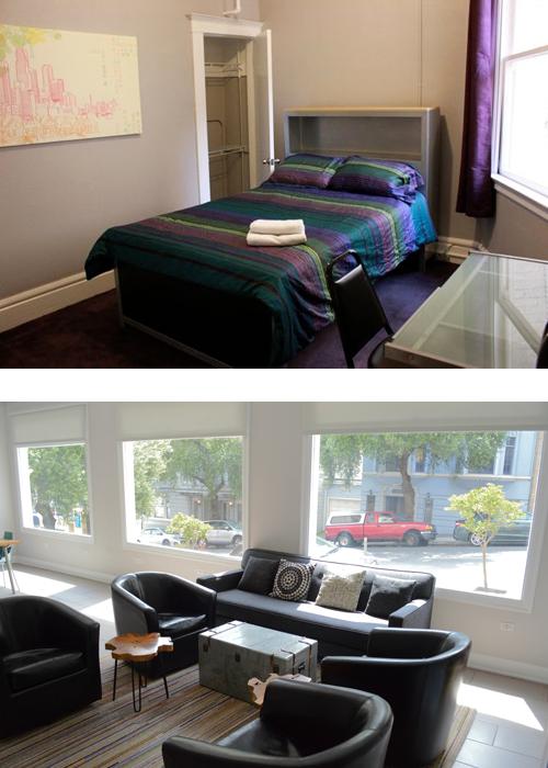 alojamientos residencias en San Francisco Estados Unidos Cursos de ingles Midleton school
