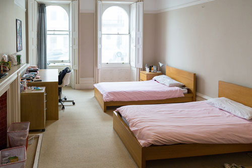alojamientos en Brighton estudios de ingles cursos en el extranjeros Midleton School