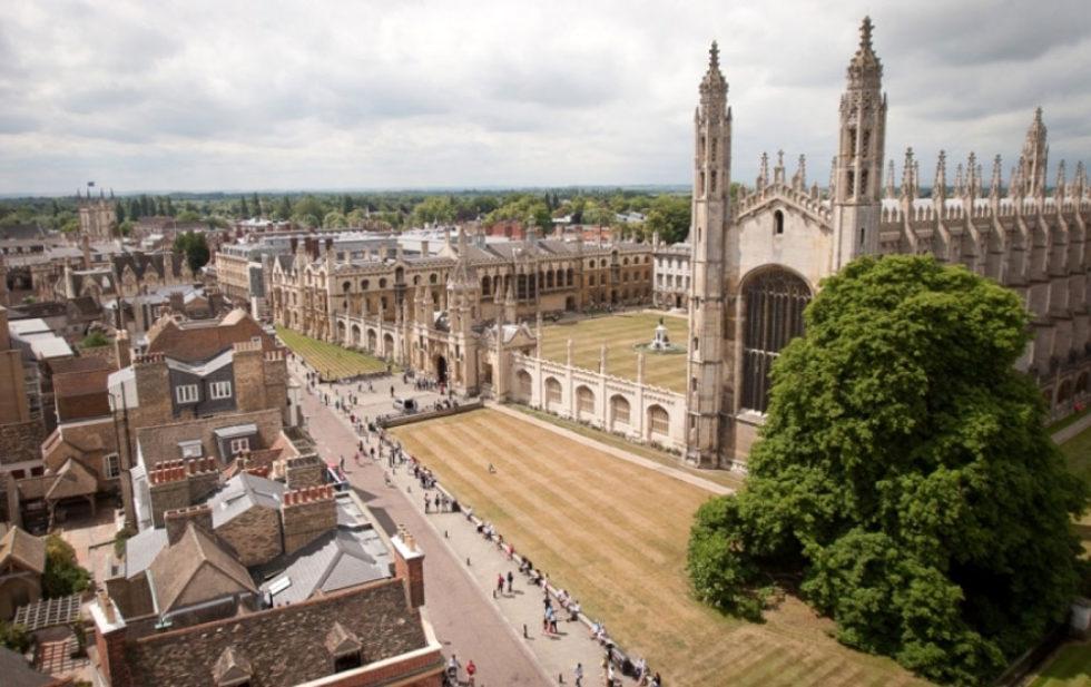 estudiar ingles en Cambridge Midleton School