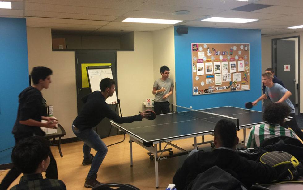 aprender ingles en Vancouver Canada ingles fuera Midleton School