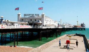 Cursos de Inglés en Brighton