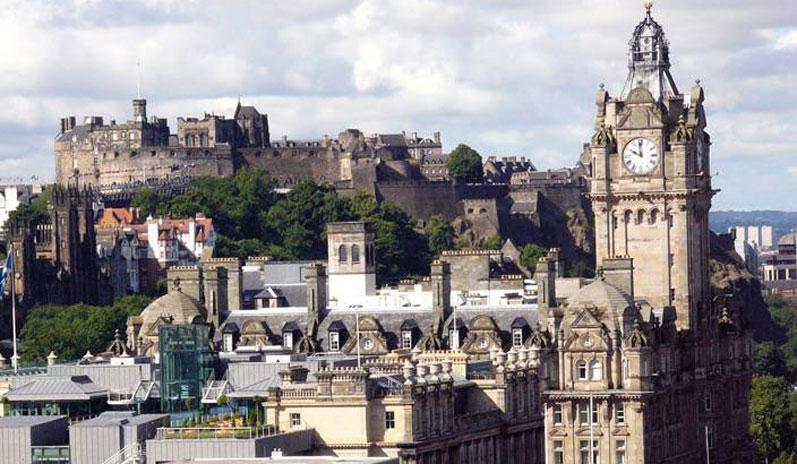 cursos de ingles en Edimburgo Escocia Midleton School