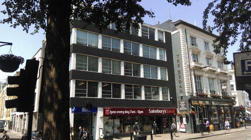 escuela bayswater college en Londres Marketing digital en ingles en Londres cursos Midleton School