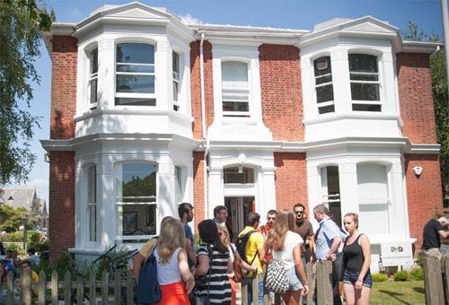 Escuela de ingles en Worthing Inglaterra Midleton school