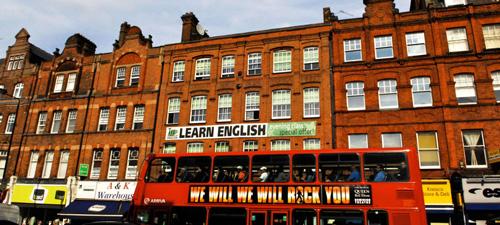 escuela de ingles en Londres en Camden town Cursos Midleton School