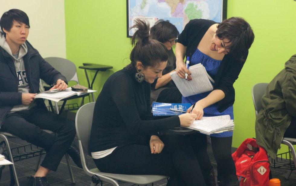 estudiar ingles en Boston cursos Midleton school