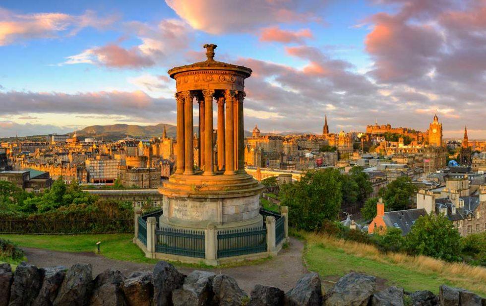 estudiar ingles en Edimburgo Escocia Midleton School