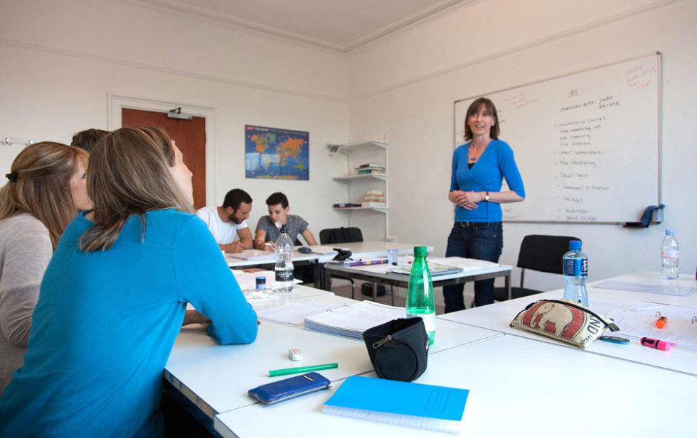 estudiar ingles en Torquay Inglaterra Midleton School