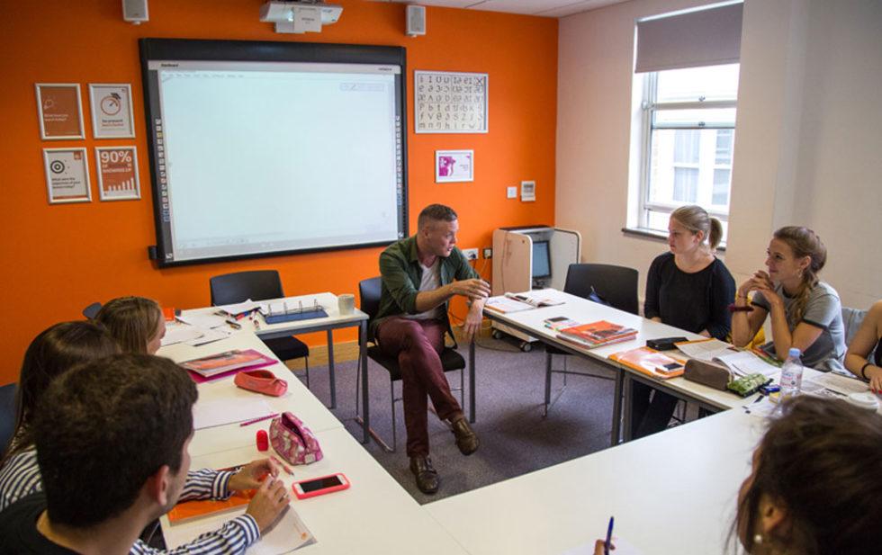 Estudiar ingles en Brighton Inglaterra Midleton School