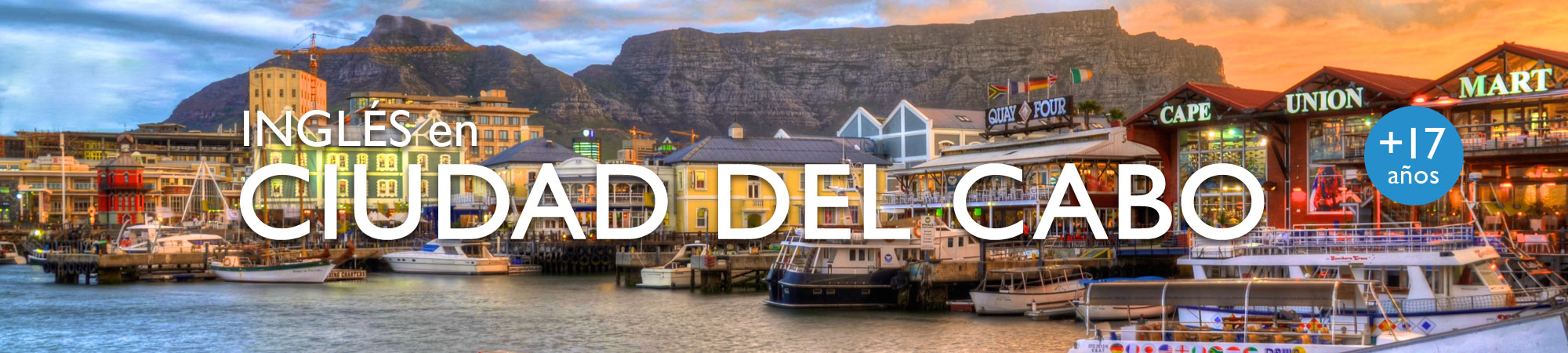Cursos de Inglés en Ciudad del Cabo Midleton school