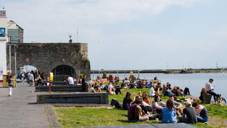 Estudiar Inglés en Galway Midleton School