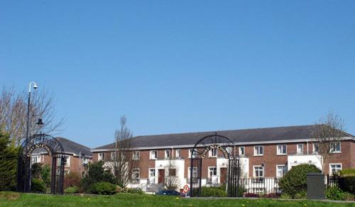 alojamiento en Irlanda toda la familia Midletoon School
