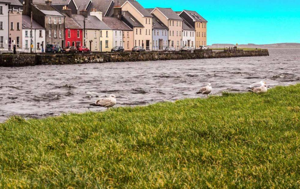 aprender ingles en familia en Irlanda Midleton School